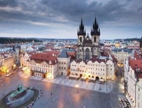 В историческом центре Праги запретили распивать алкоголь на улицах
