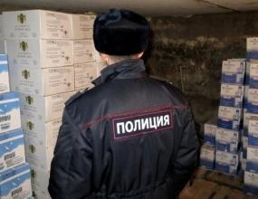 В МВД рассказали, сколько поддельного алкоголя изъяли за прошедший год. Страшные цифры
