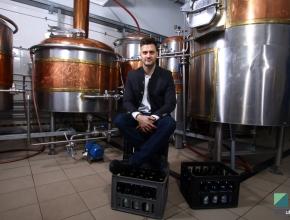 Немец сварил. Житель Вены переехал в Уфу и открыл завод крафтового пива
