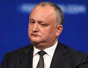Додон рассказал о ситуации с торговлей Молдавии и России