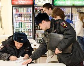 Алкоголь в московских магазинах проверят к 23 февраля