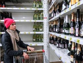 Игристые вина – какова доля потребителей среди петербуржцев?