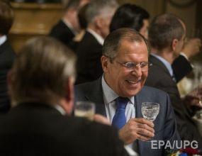 Лавров рассказал, что иностранные гости в Москве не отказываются от крымских вин