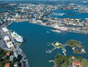 Дороговизна алкоголя в Финляндии помогла стать порту Хельсинки крупнейшим в Европе