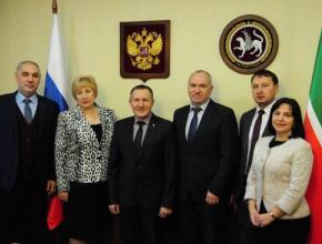 Владимир Мишеловин: Республика Татарстан выбрана не случайно для обсуждения развития конкуренции и контроля алкогольных рынков