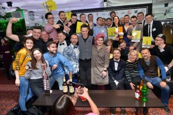 Итоги российского финала международного конкурса барменов «Calvados Nouvelle Vogue International Trophies 2018». ФОТО
