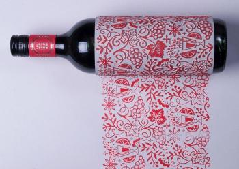 Вино, оставляющее след. ФОТО