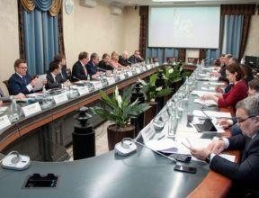 Заседание Общественного совета при РАР