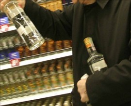 Минимальную цену на крепкий алкоголь установили в Казахстане