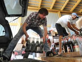 ИП может продавать в розницу пиво, сидр, пуаре, медовуху и при этом применять ПСН