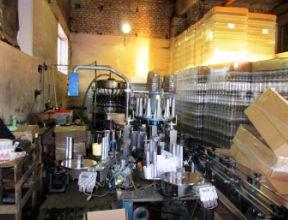 РАР: В Нижнем Новгороде обнаружено нелегальное водочное производство