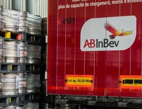 Чистая прибыль пивоваренной AB InBev за 9 месяцев выросла в 1,5 раза