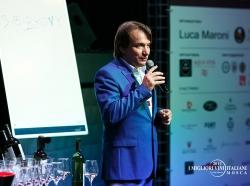 Лука Марони и его «I Migliori Vini Italiani – 2018»: шоу продолжается! ФОТО