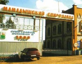 Мамадышский Спиртзавод увеличил объем производства