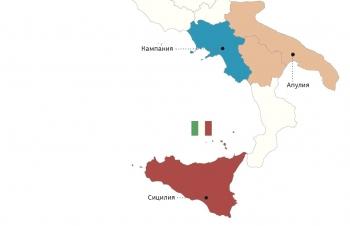 «Южане» с Апеннинского полуострова на BORSA VINI ITALIANI 2018