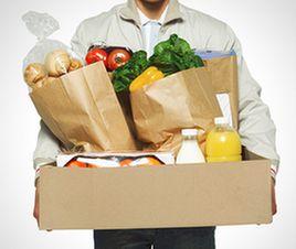 Российский рынок доставки еды вырос на 19% за последние 12 месяцев
