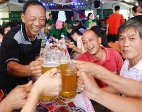 Назван самый пьющий регион Китая