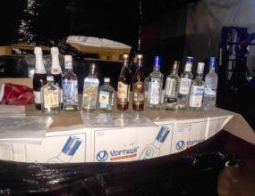 РАР: В Московской области пресечен нелегальный оборот алкогольной продукции