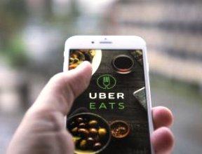 UberEats ушел из России