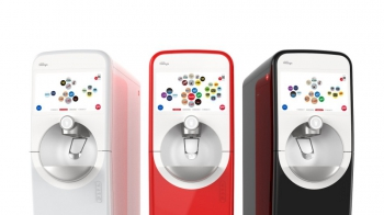 Новый автомат Coca-Cola позволит создать собственный напиток. ВИДЕО
