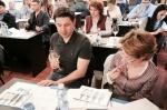 Апрельский Форум виноделов в Анапе. Учебный семинар. ФОТО