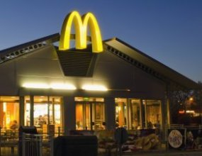 McDonald's занимается модернизацией своих ресторанов