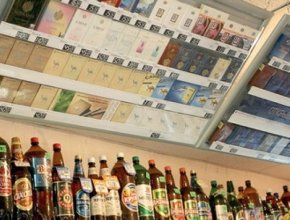 В России спрос на сигареты оказался выше, чем на алкоголь и кофе